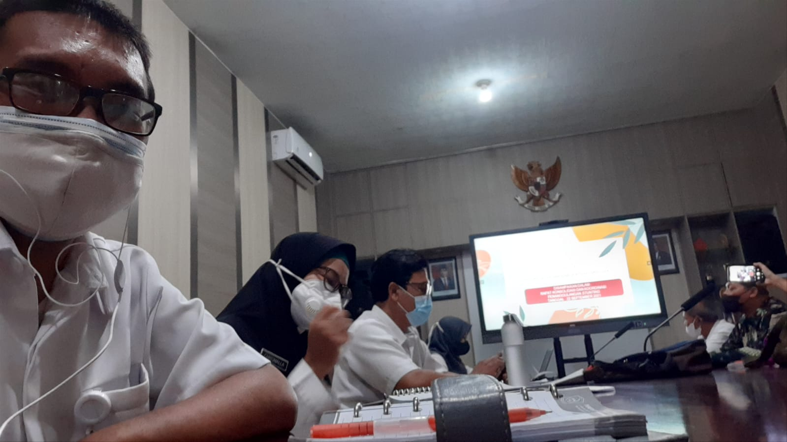 Koordinasi Persiapan Rembuk Stunting Kabupaten